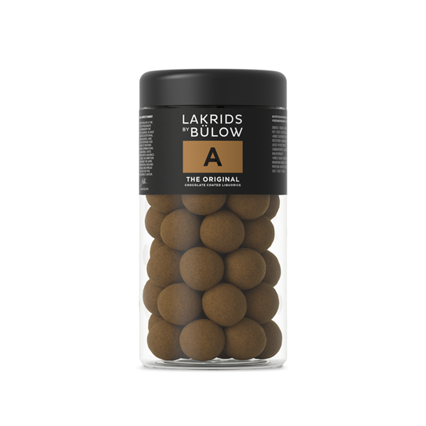 Regular A, The Original, 265g, Lakrids by Bülow