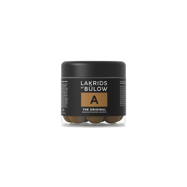 Small A, The Original, 125g, Lakrids by Bülow