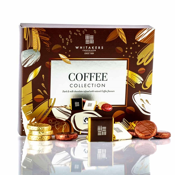 Coffee collection, 170g, Whitakers Chocolates