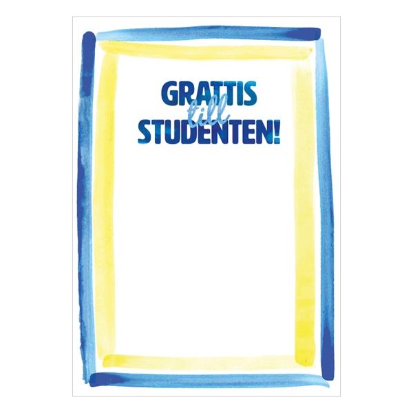 grattis på studenten Grattis till studenten grattis på studenten